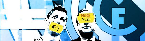 ¿Vale 94 millones de euros Cristiano Ronaldo?